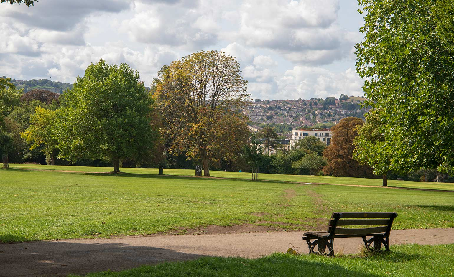 Residents being reminded to exercise and not socialise in Bath's parks