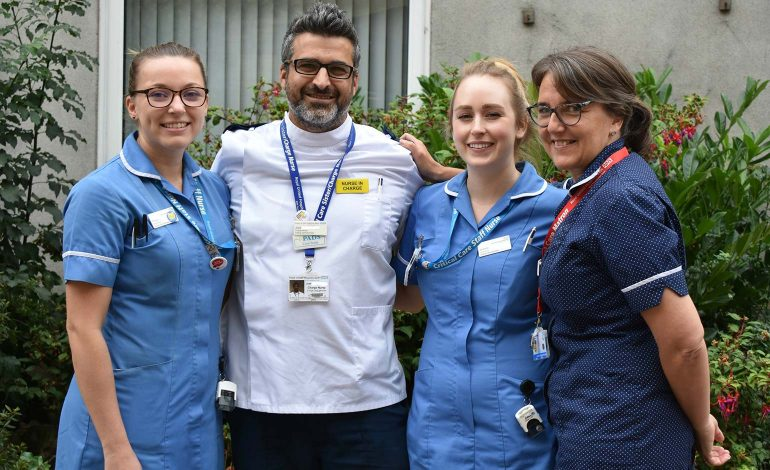 Forever Friends charity launches urgent appeal to help 'hospital heroes'