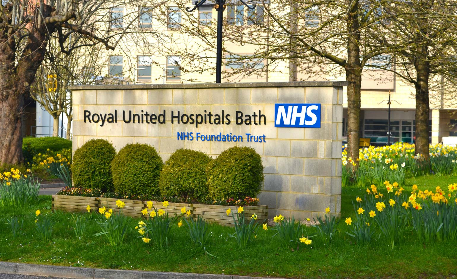 Royal United Hospital suspends visiting as coronavirus cases continue to rise