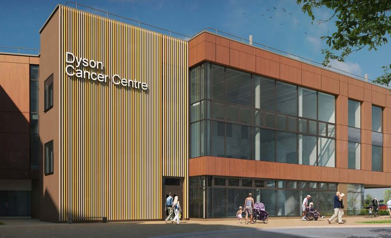 New Dyson Cancer Centre at Bath's Royal United Hospital approved