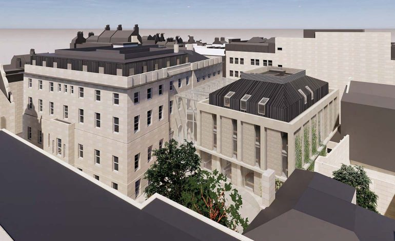 Controversial plans to convert former hospital into new hotel approved