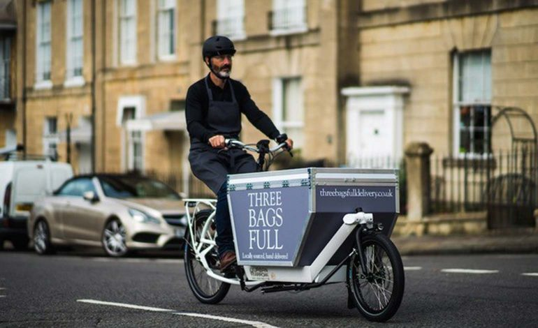 Cargo bike grant set to boost low emission deliveries across the Bath area