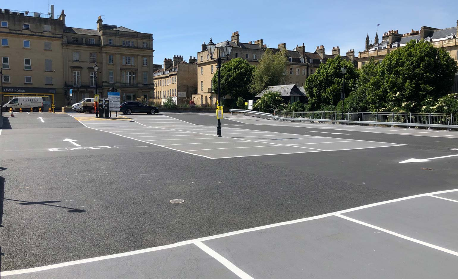 Manvers Street car park reopens to public after undergoing maintenance
