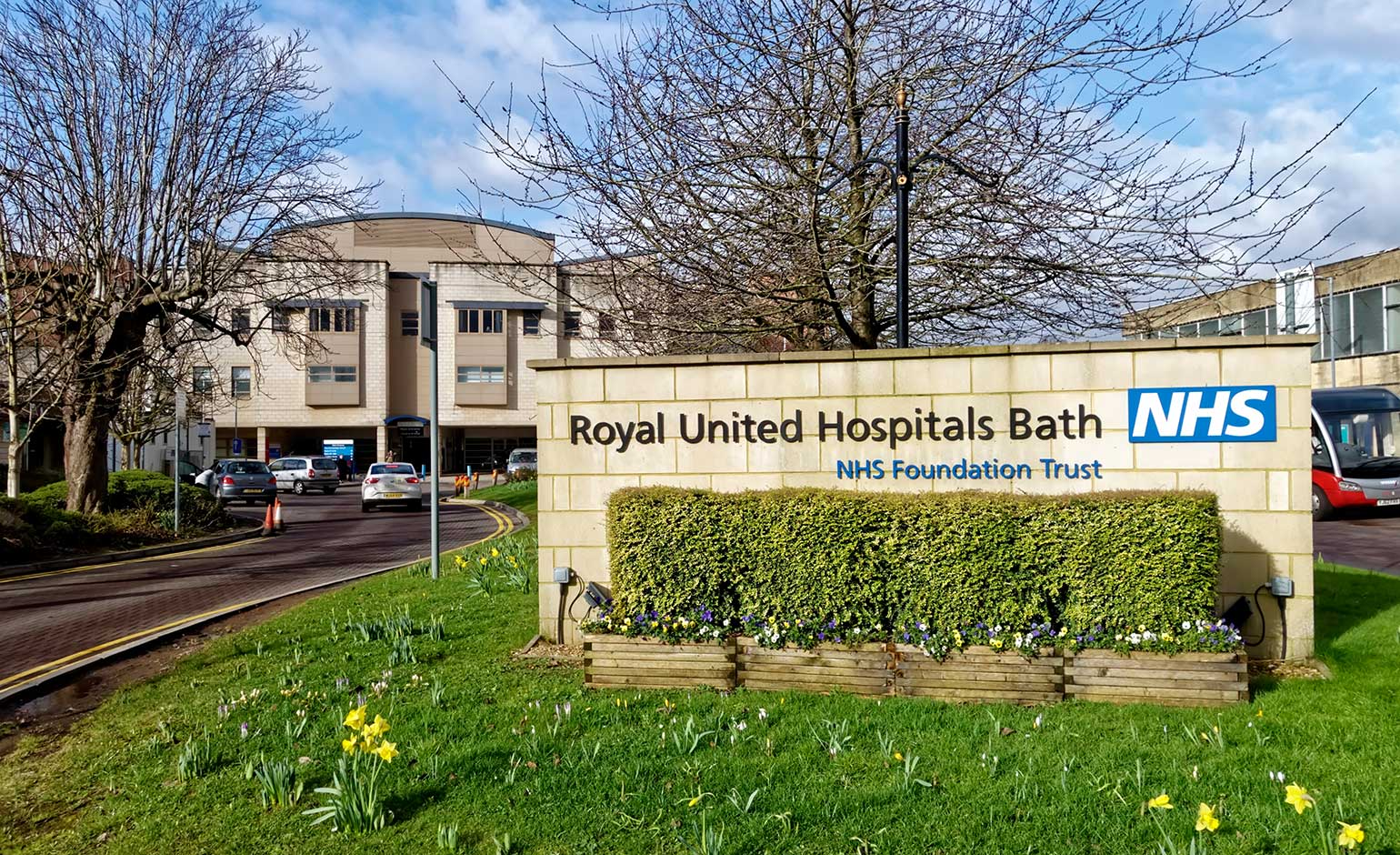 Visiting restrictions partially lifted at Royal United Hospital as pressures ease