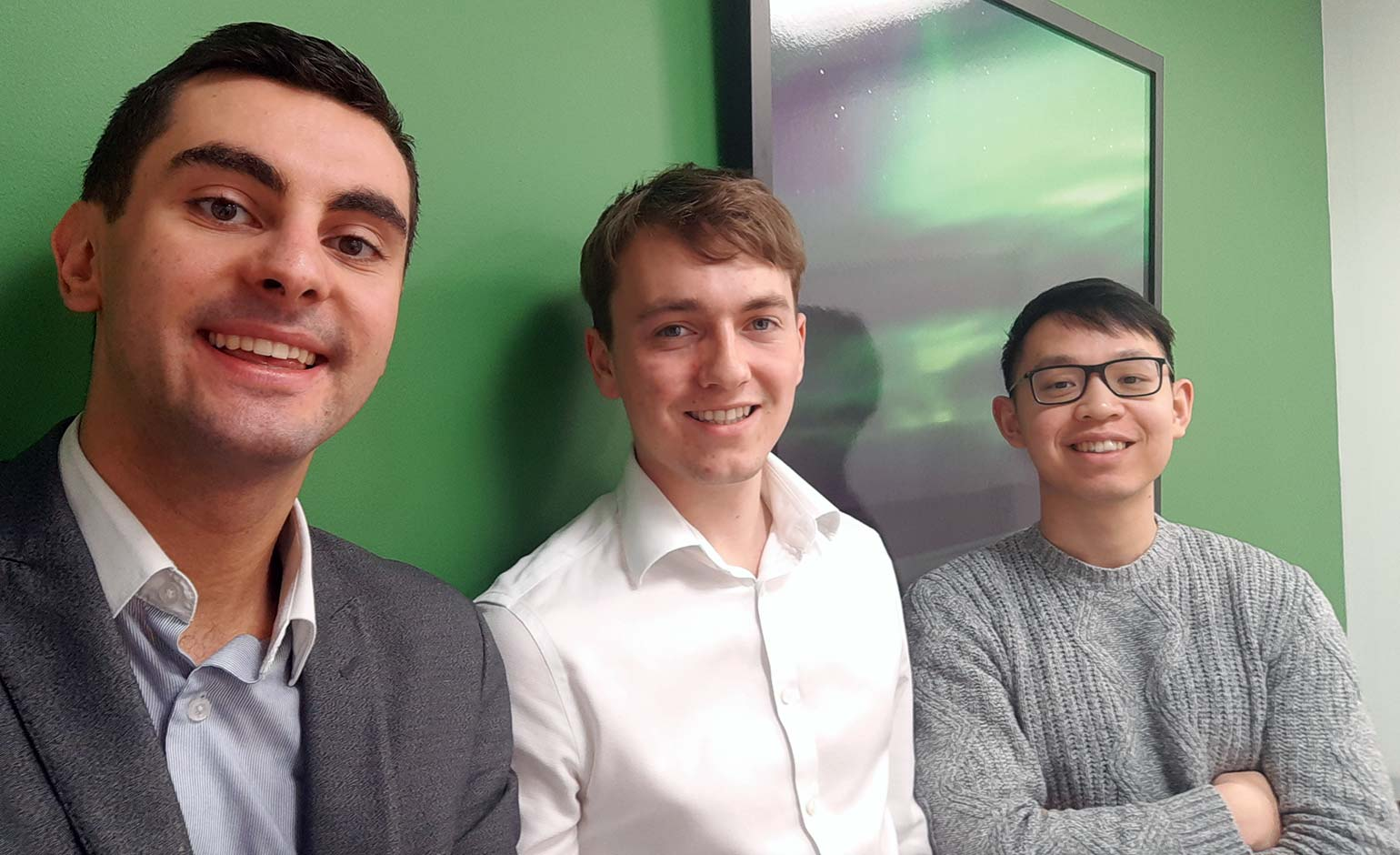 Bath students win £7000 prize for tackling Earth's problems from space