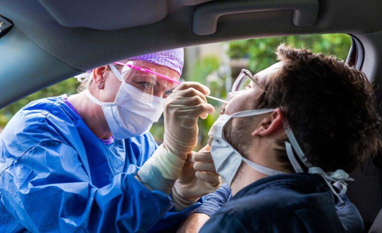 Paulton mobile coronavirus testing unit extended again until 10th September