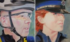 PCSO creates series of lockdown portraits of colleagues on the front line