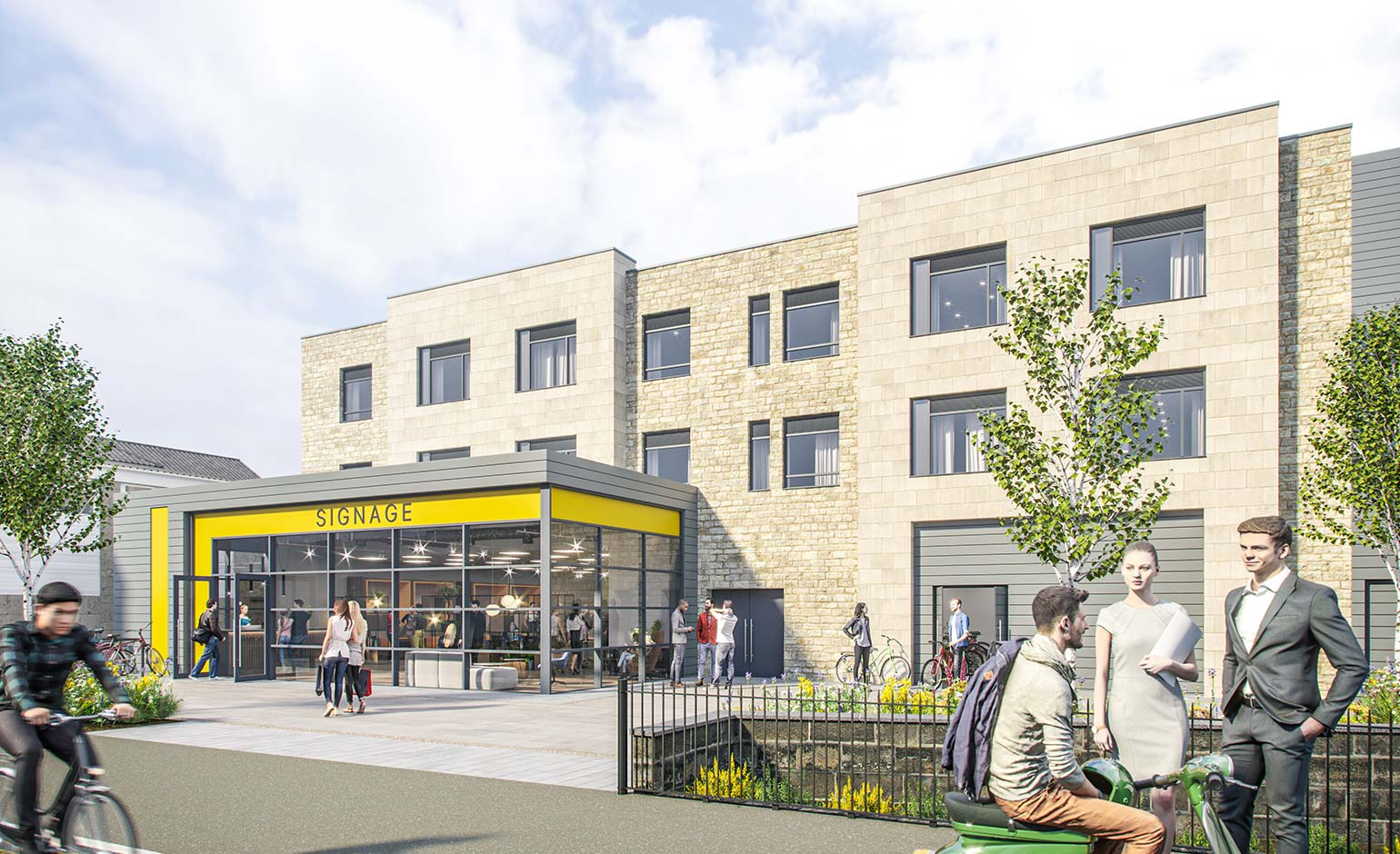 Online consultation launched on co-living plans for Regency Laundry site