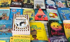 SouthGate Bath donates hundreds of children's books to local families