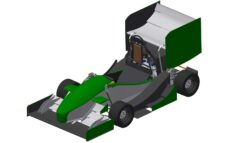 Team Bath Racing wins international Formula Student UK competition