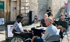 Outdoor tables and chairs helping businesses in Bath get back on their feet