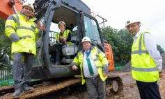 Construction work begins at site of new 76-bed care home in Odd Down