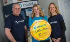 Cancer survivor thanks Coinstar for donating £1m to Cancer Research UK