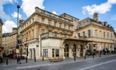Theatre Royal Bath continues to support national Light It In Red campaign