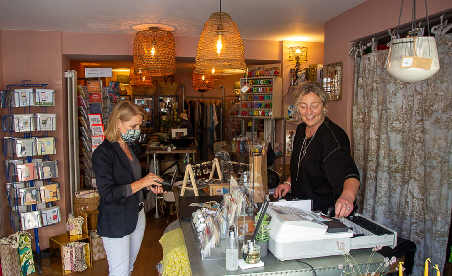 """MP warns """"businesses might not survive"""" as she asks residents to """"buy local"""""""