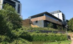 Council's regeneration of former Civic Centre commended in National Awards