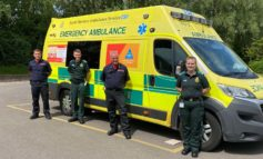 Avon Fire & Rescue wraps up ongoing support for ambulance service