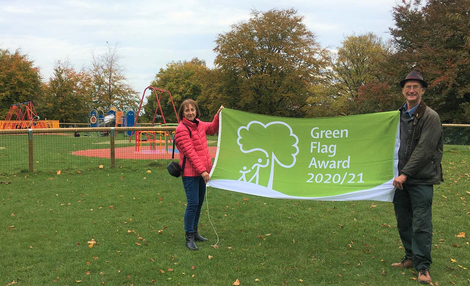Five parks across Bath recognised with international Green Flag awards