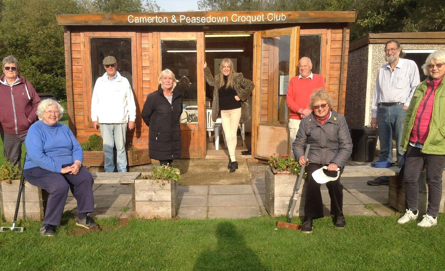 Peasedown St John councillors back plans for Croquet Club expansion