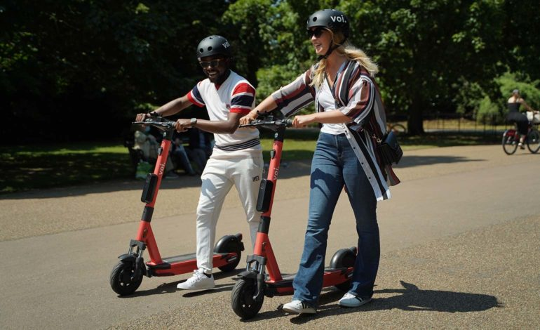 West of England area to begin offering Voi e-scooters for long-term rental