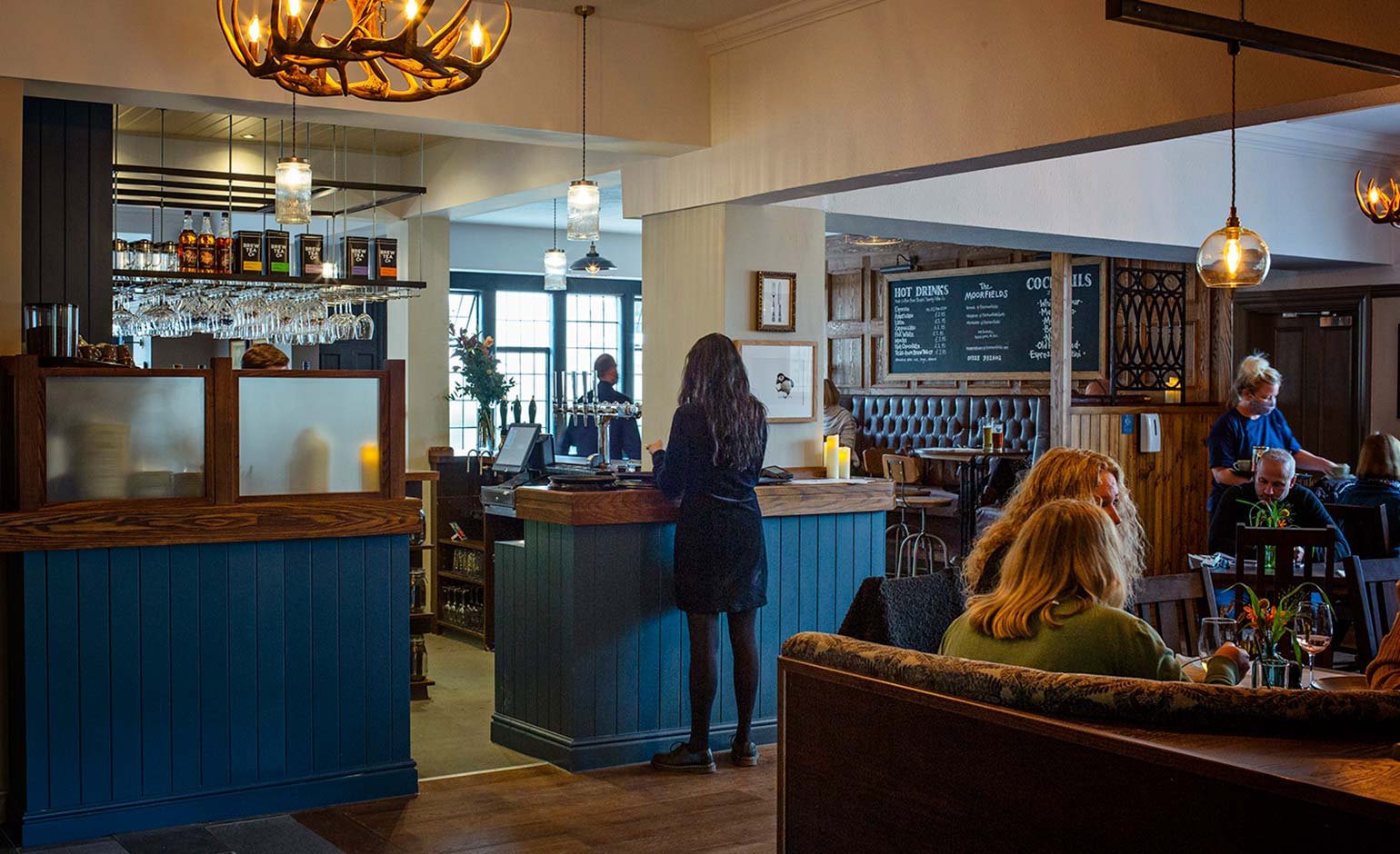 The Moorfields pub reopens its doors following £500,000 transformation