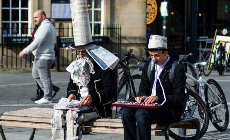 Bath Fringe Festival showcases new acts on city's streets thanks to funding