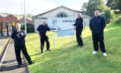 Paper mill staff lose pounds to gain funds for Forever Friends Appeal charity
