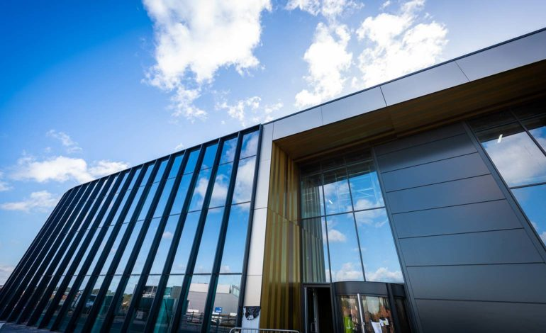 Construction of global automotive research centre moves a step forward