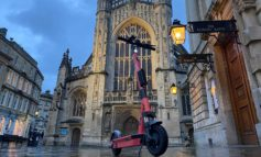 WECA's year-long rental e-scooter scheme launches across Bath and Bristol