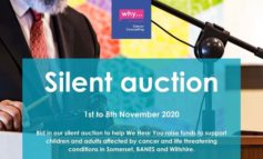 Local cancer counselling charity We Hear You set to hold silent auction