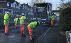 Thousands of potholes repaired as part of road resurfacing programme