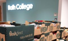 Bath College working with Community Wellbeing Hub to feed students