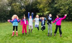 Schoolchildren take on walking challenge to benefit local homeless people
