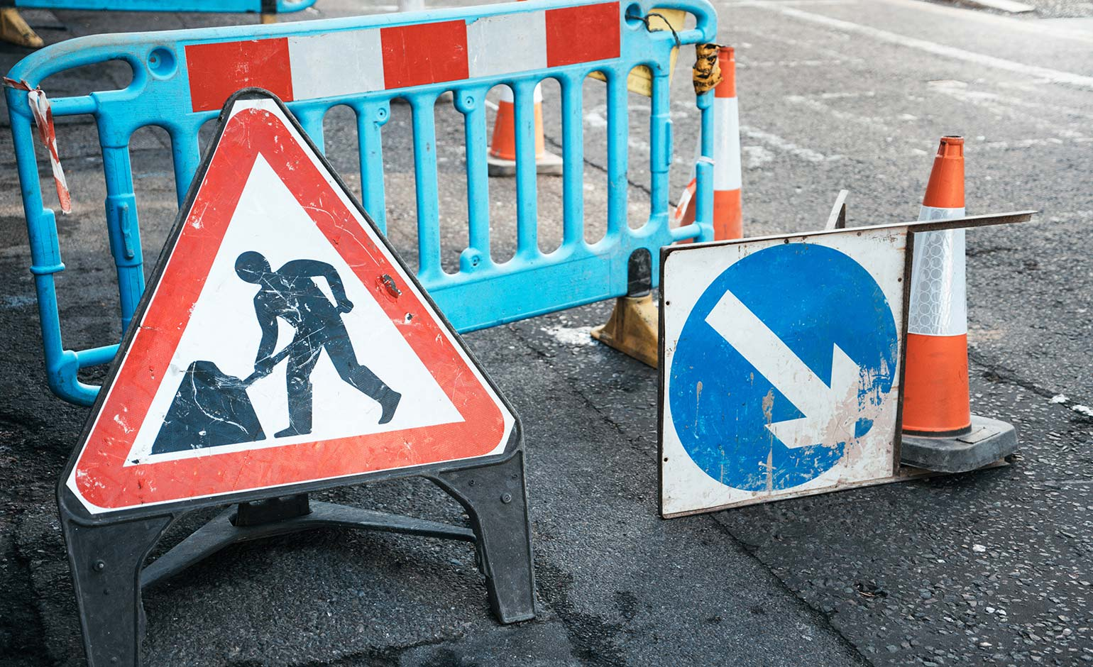 Wessex Water advises local road users about A36 repair work disruption