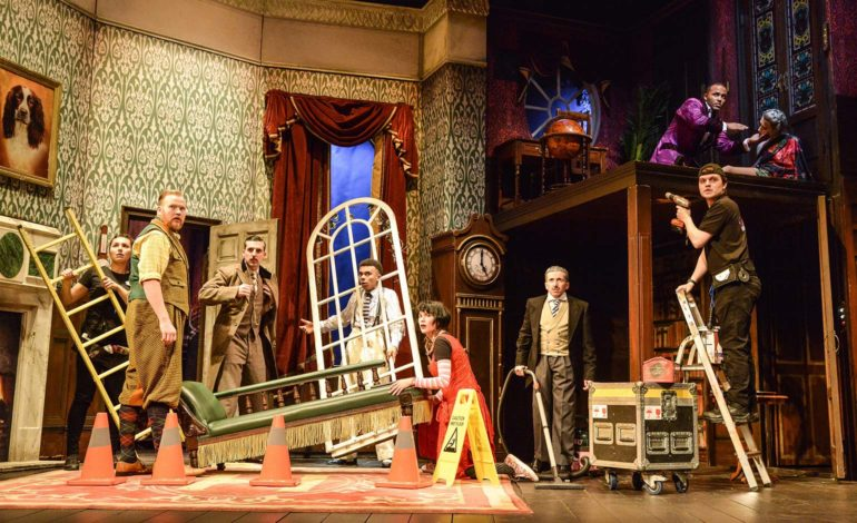 Review | The Play That Goes Wrong – The Theatre Royal, Bath