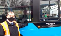 First Bus remembers hero Bath bus driver with special plaque for his family