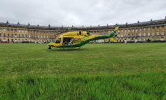 Air ambulance charity reveals record year with 80 incidents attended in city