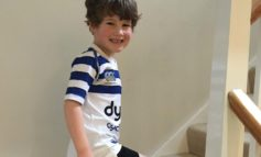 Six-year-old's three peak ascent challenge for The Forever Friends Appeal