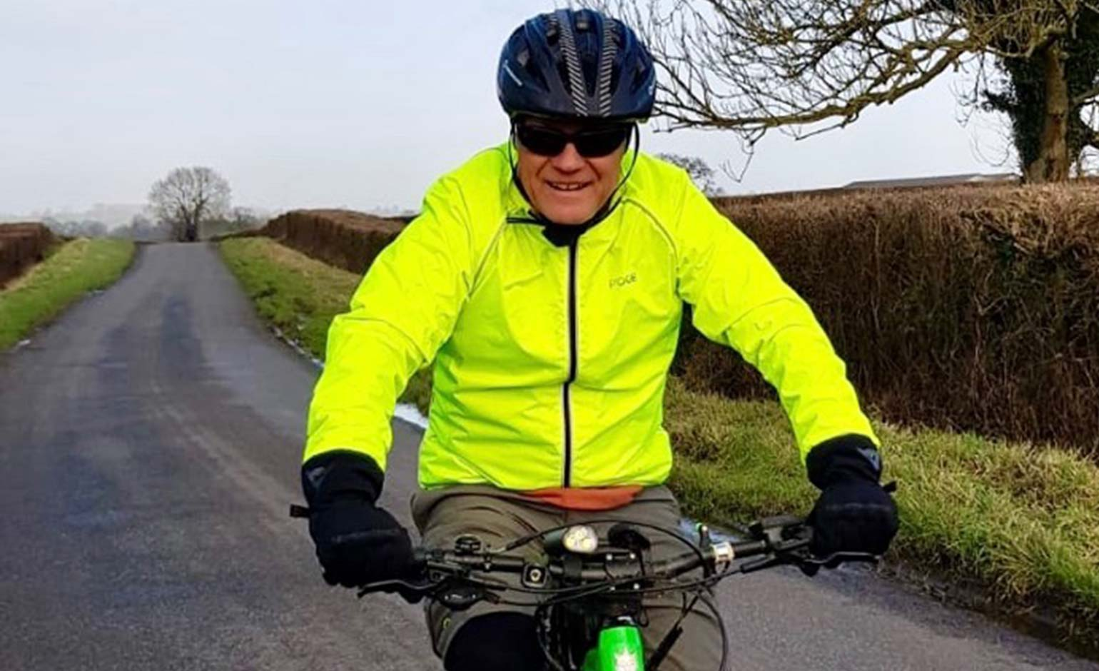 Local business takes on £15,000 fundraising challenge for Bath charity DHI
