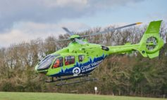 Air ambulance responds to five call-outs a day despite lockdown restrictions