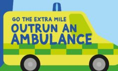 """Virtual """"outrun an ambulance"""" challenge to raise vital funds for the NHS"""