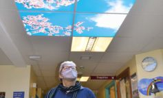 RUH patients to benefit from relaxing views thanks to special light panels