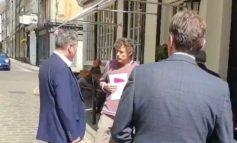 "Bath pub landlord confronts Labour leader on lockdown opposition ""failure"""