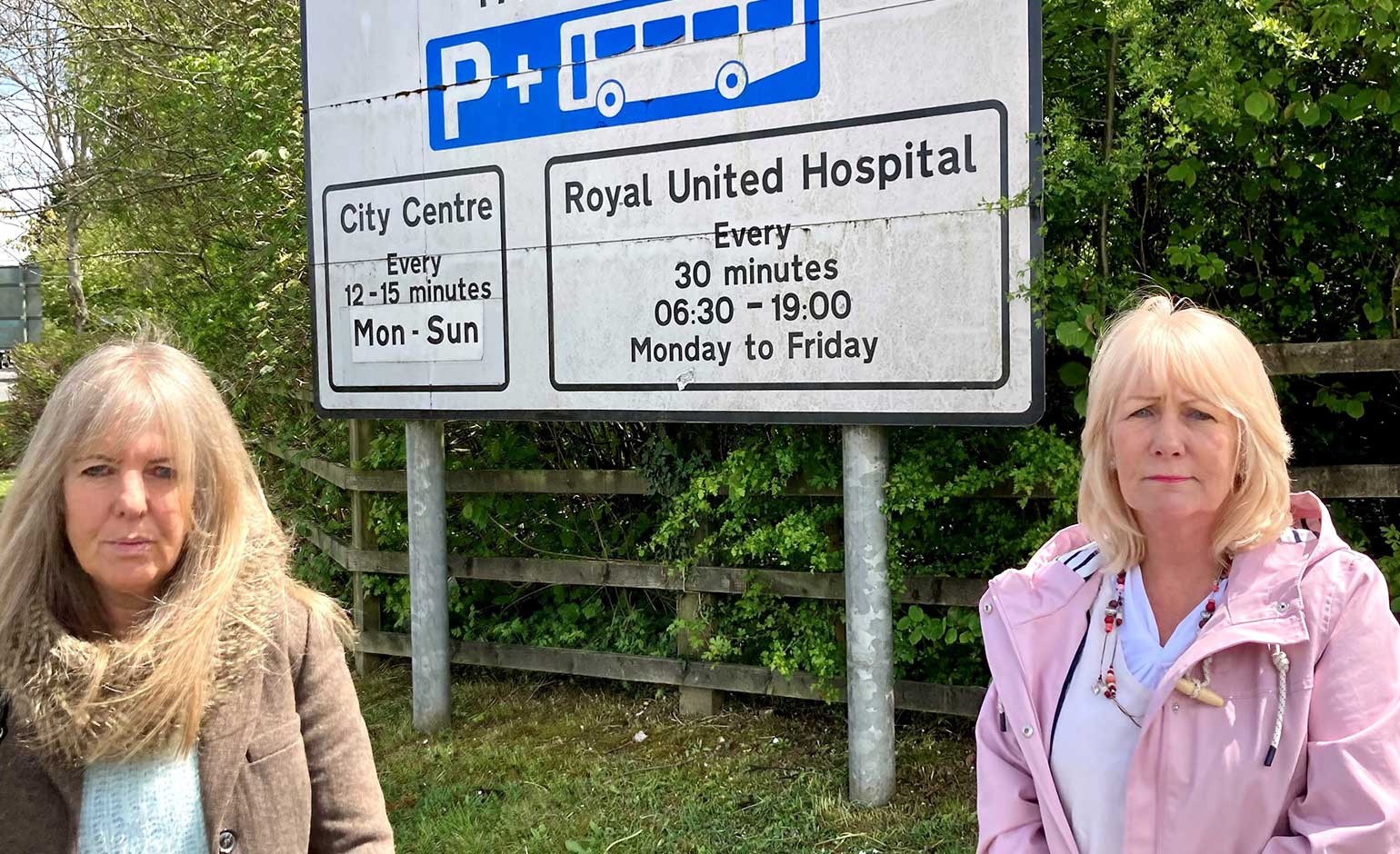 Councillors call for improved lighting at Park & Ride site to improve safety