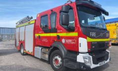 Seven state-of-the-art fire appliances welcomed by Avon Fire & Rescue