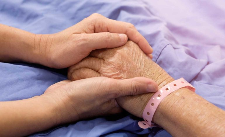 Hospital's palliative care team urges families to have a talk and plan ahead
