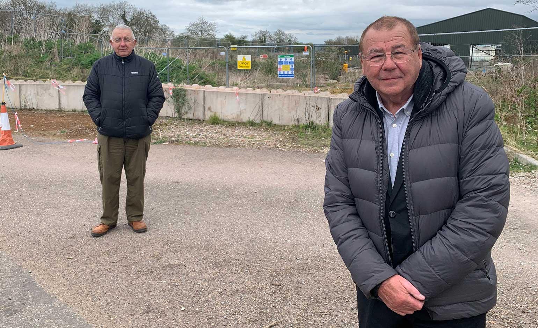 Hundreds oppose plans for Keynsham energy-from-waste digester plant