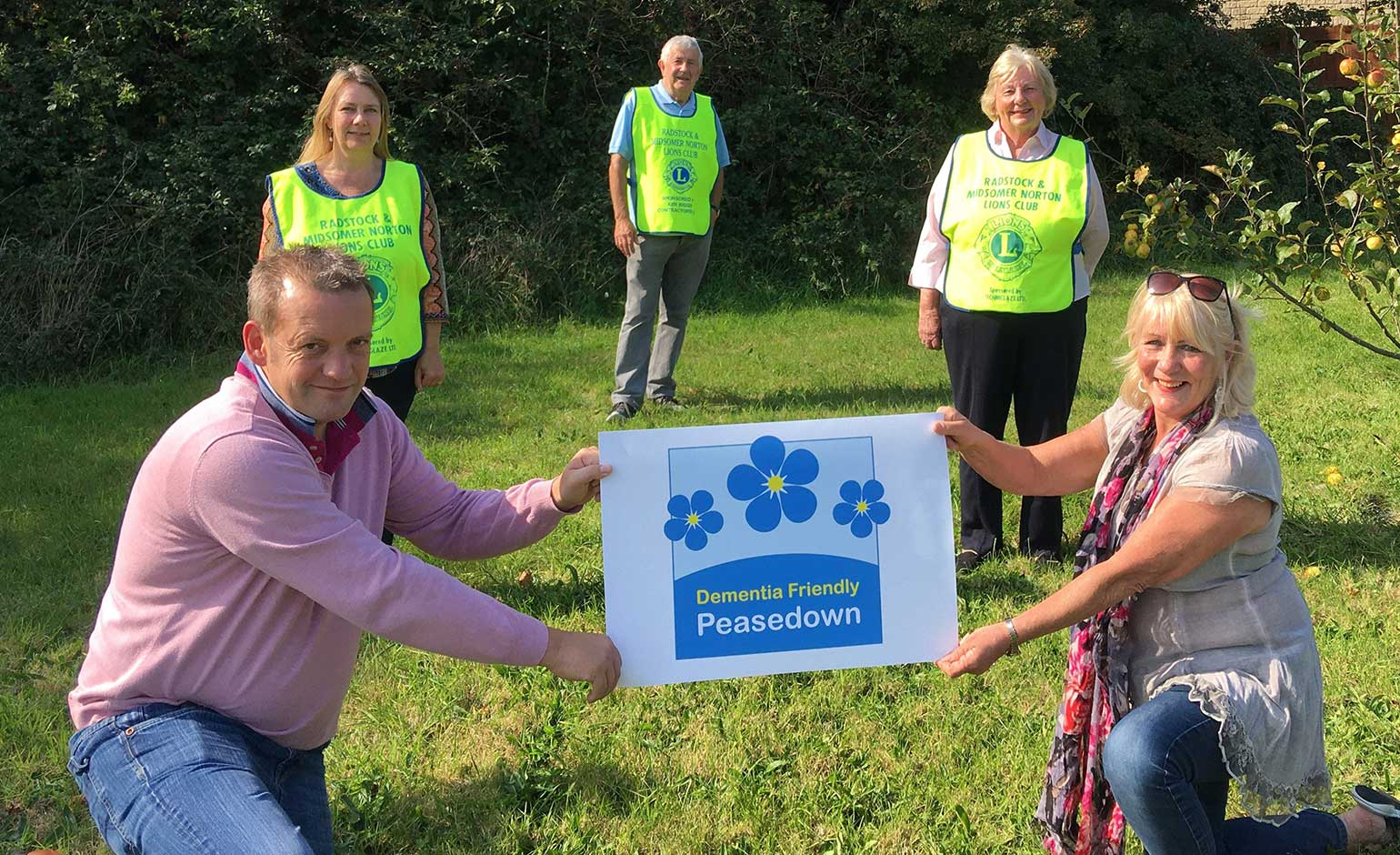 Peasedown residents being invited to join upcoming dementia workshops