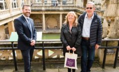 Historic Roman Baths welcomes back visitors for the first time this year