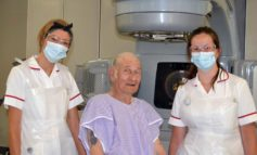 RUH launches brand new radiotherapy treatment for lung cancer patients